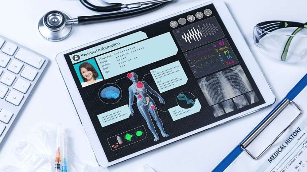 Electronic medical record concept | Feature | The Quantified Self: Why Your Personal Data Matters For Your Health